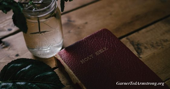 0ecedcd7a50e Booklets – Garner Ted Armstrong Evangelistic Association