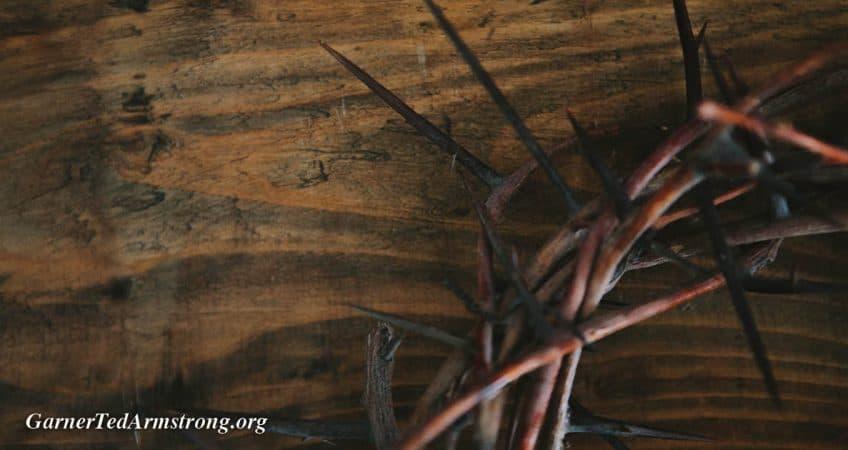 7e700fecb0d Could Jesus Have Sinned  – Garner Ted Armstrong Evangelistic Association