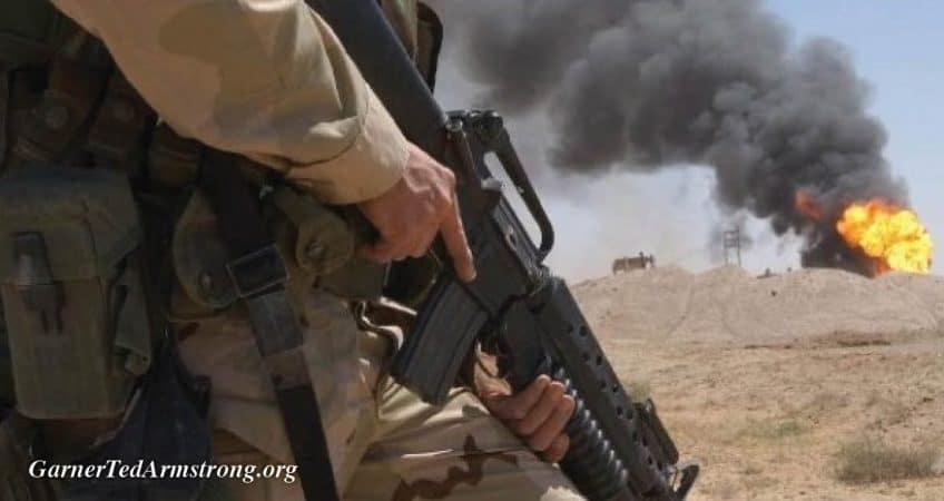Mideast Strifewill It Lead To Armageddon